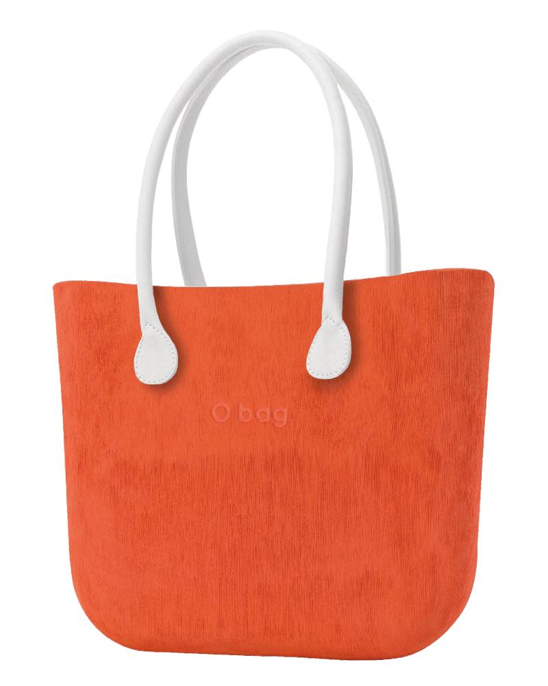 O Bag BRUSH (oranžová)