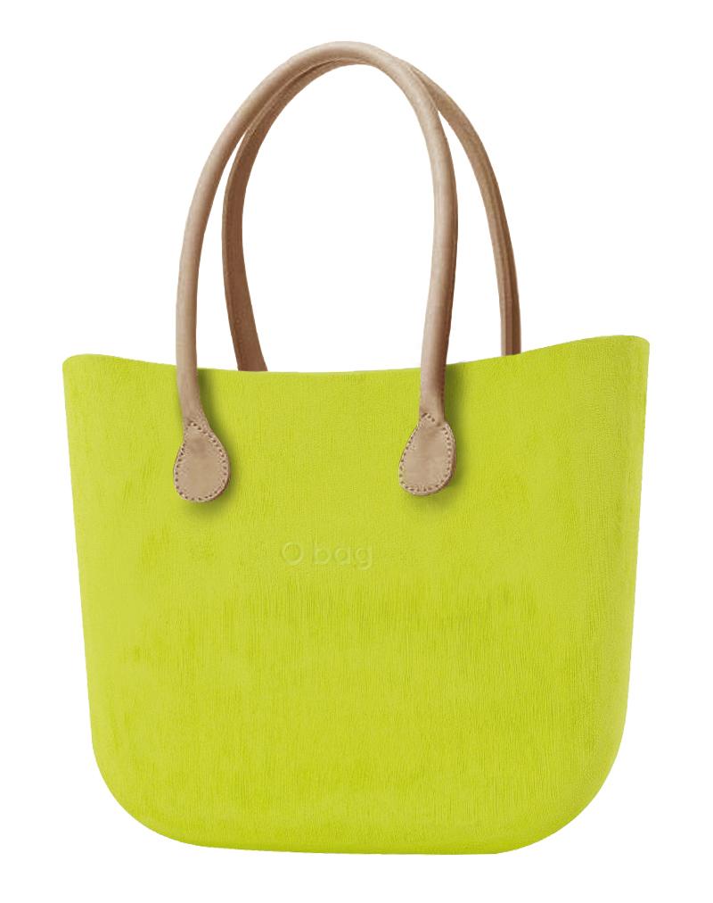 O Bag BRUSH (limetková)